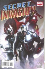 Secret Invasion #6 (2008) Marvel comic book